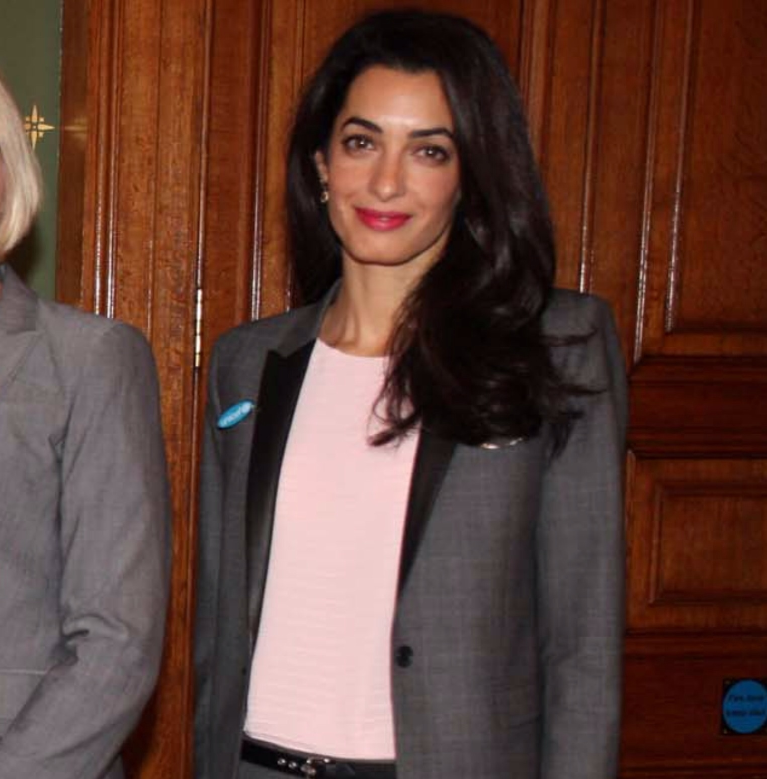 Amal Alamuddin for Unicef UK 27.05.2014 | Amal Clooney Style