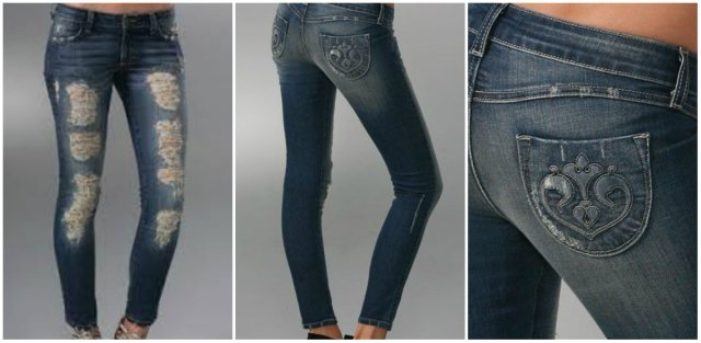collagejeans siwy hannah