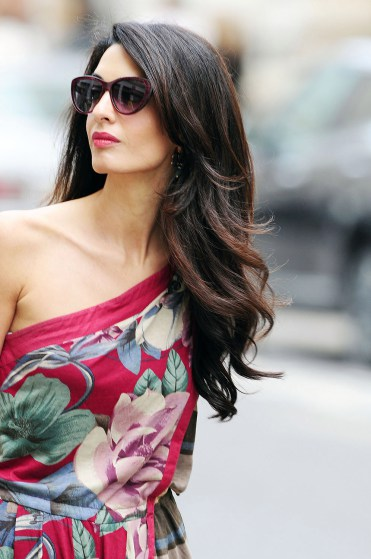 mother | Amal Clooney Style