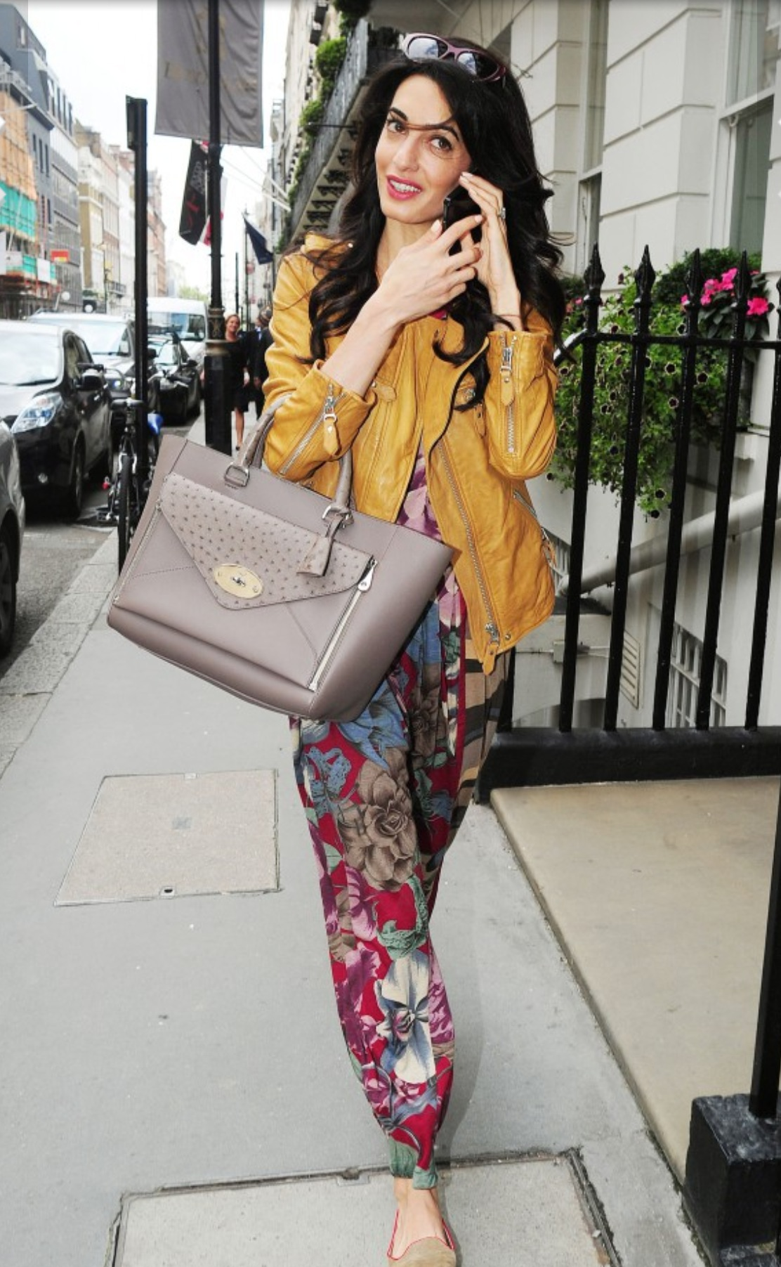 Trend Hairstyle Girl: Amal Clooney Style