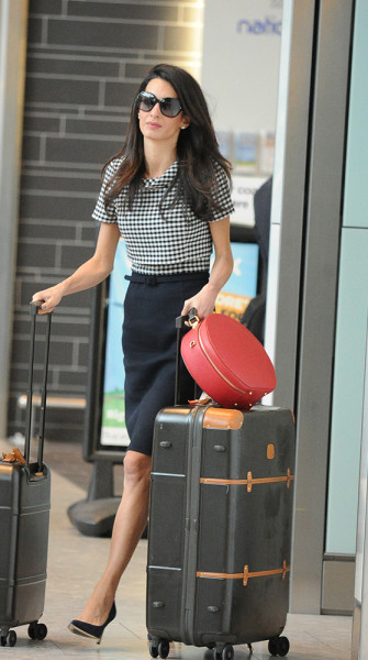 amal-clooney-airport