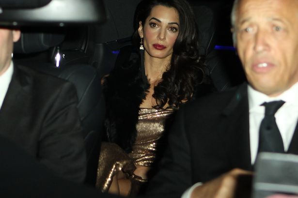 George-and-Amal-Clooney-leave-their-Oxfordshire-home
