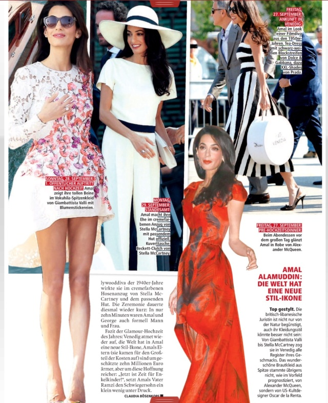 Press | Amal Clooney Style | Page 18