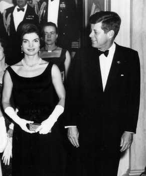 First Lady Jackie Kennedy