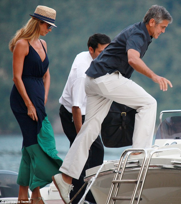 Amal And George Clooney Spotted Again In Cabo San Lucas