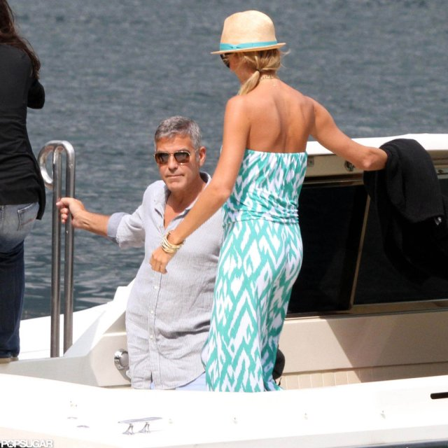 George-Clooney-Stacy-Keibler-Lake-Como-Pictures