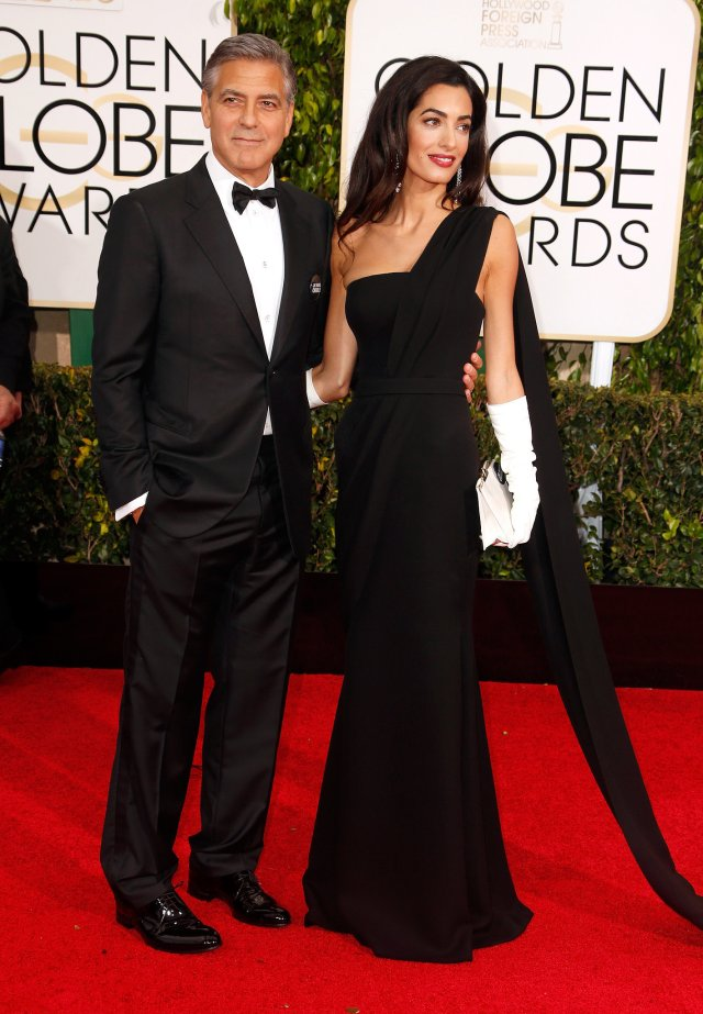 Standing-next-her-new-husband-Amal-steals-spotlight (1)