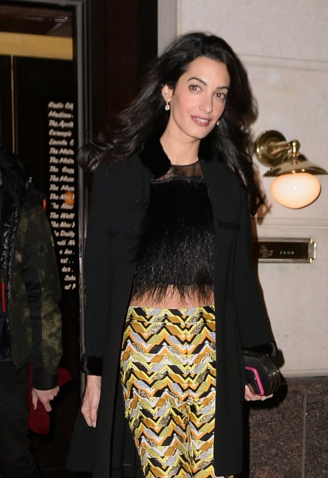 Amal-Clooney-Out-Dinner-March-2015-Pictures (3)