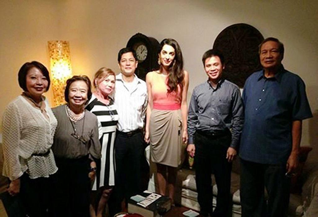 Amal Clooney's new case – Arroyo v  Philippines – Amal