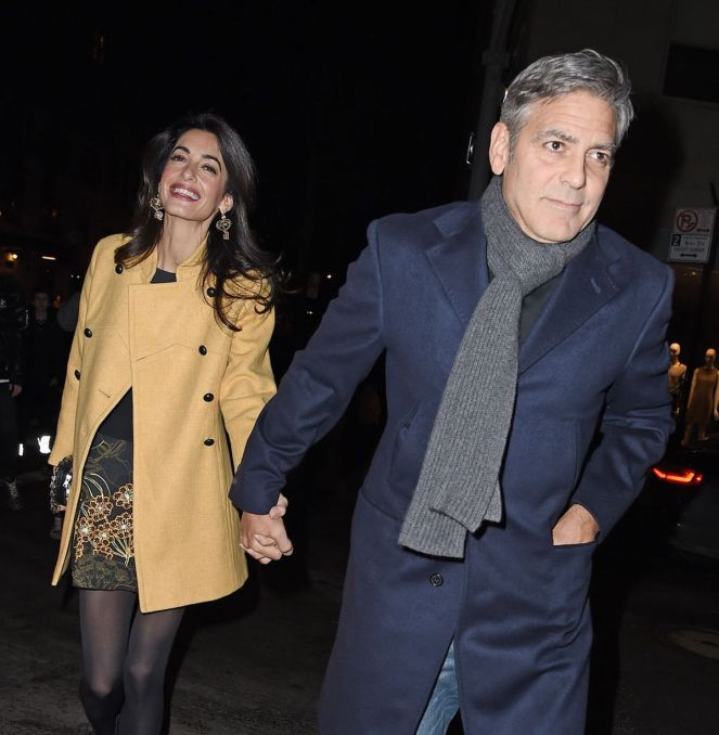 George-Clooney-and-wife-Amal-hold-hands-as-they-walk-back-to-their-hotel (2)