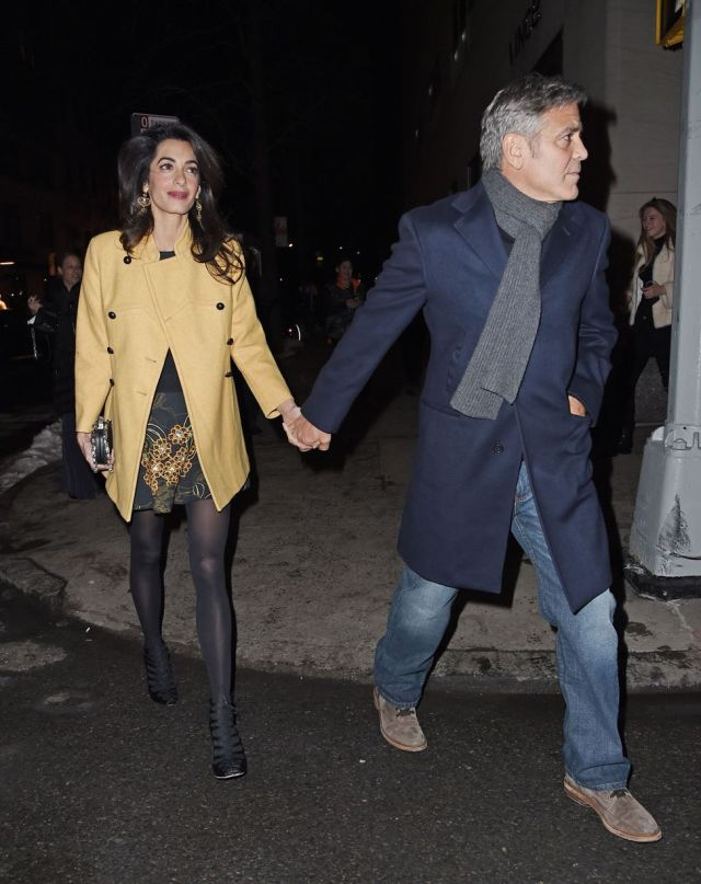 George-Clooney-and-wife-Amal-hold-hands-as-they-walk-back-to-their-hotel (6)