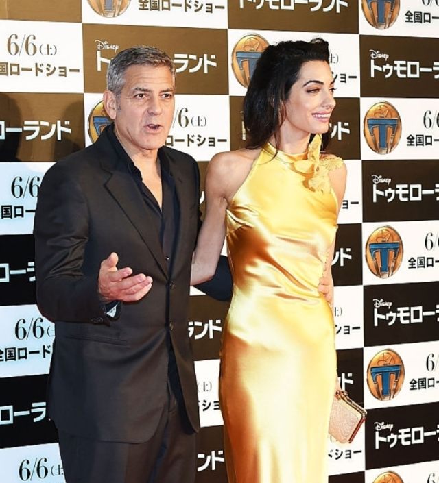 attends the Tokyo premiere of