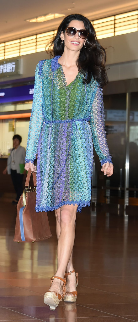 Amal-Clooney-Wearing-Blue-Crochet-Missoni-Dress (2)