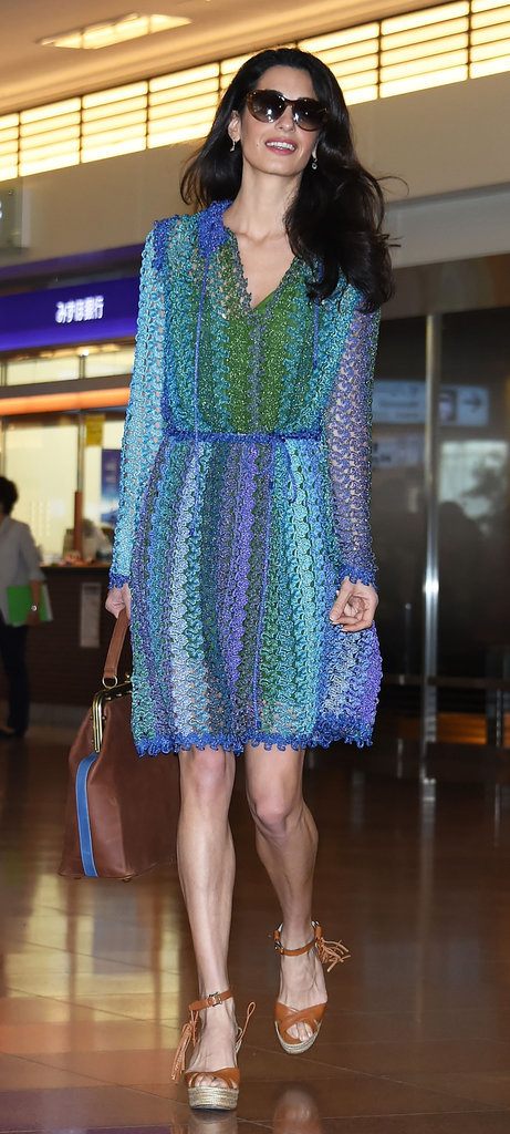 Amal-Clooney-Wearing-Blue-Crochet-Missoni-Dress (3)
