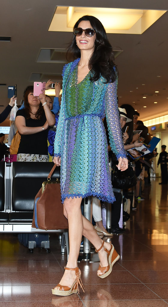 Amal-Clooney-Wearing-Blue-Crochet-Missoni-Dress