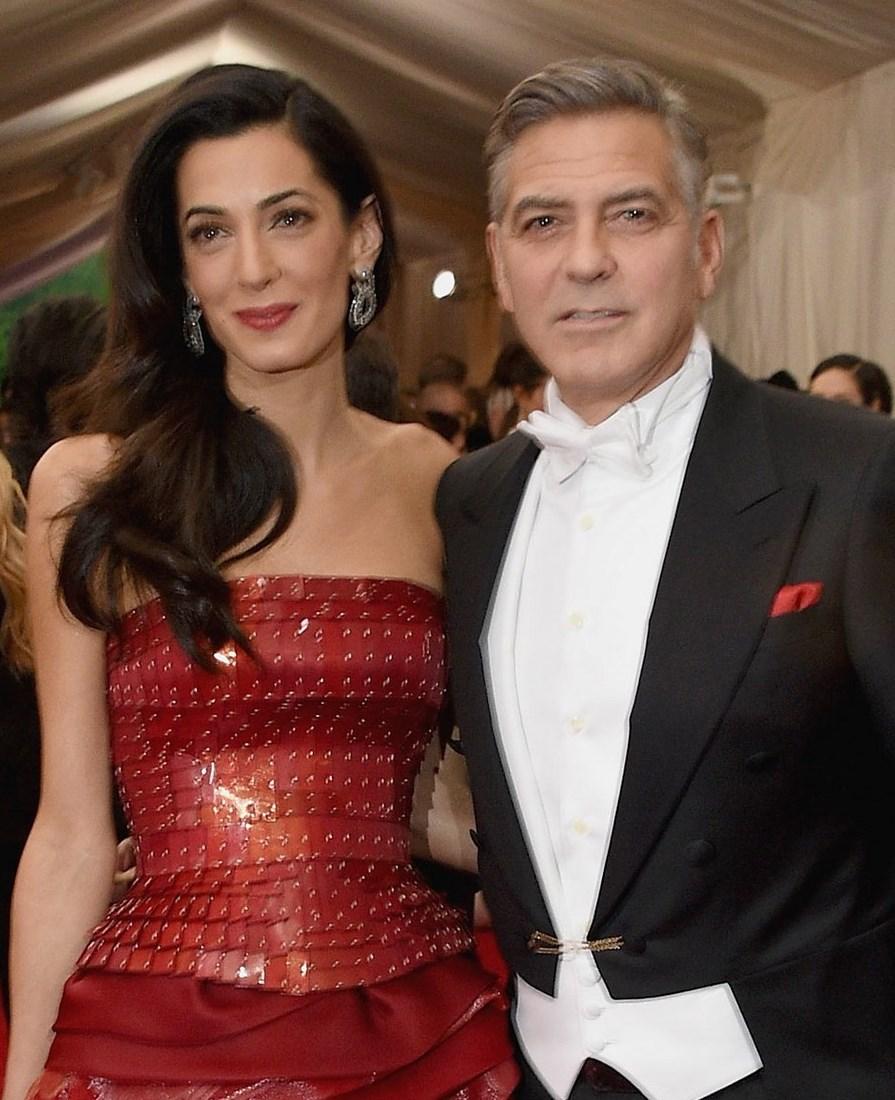 Maison Amal Clooney Style