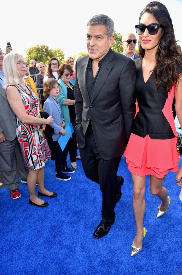 George-Clooney-Amal-Alamuddin-Tomorrowland-Premiere (5)