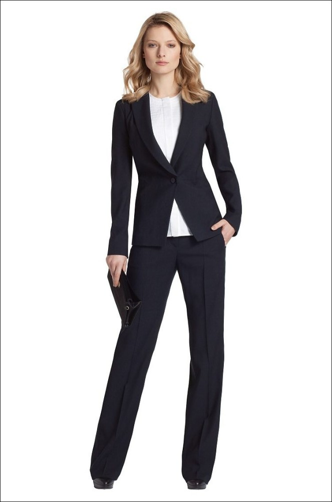 Womens-Trouser-Suits-Navy-with-White-Shirt