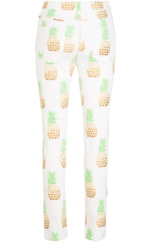 Pantalon-brodé-Ananas (3)
