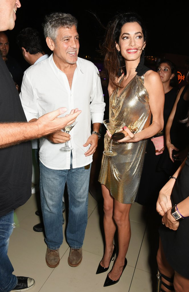 Amal-finished-her-statement-look-pointed-toe-patent-leather