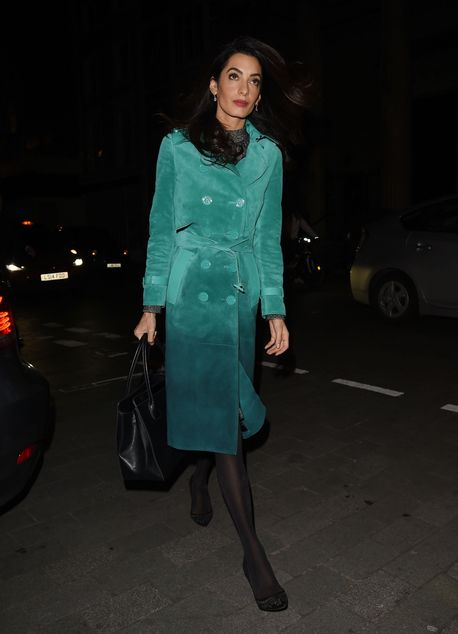 Amal-Clooney-seen-leaving-the-Frontline-Club-in-London (2)