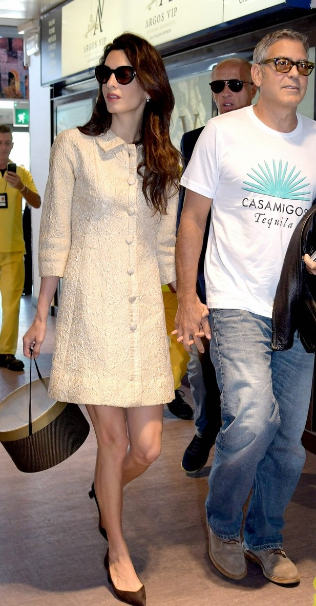 1000 Images About Amal Alamuddin George Clooeny On Pinterest George Clooney Amal Clooney