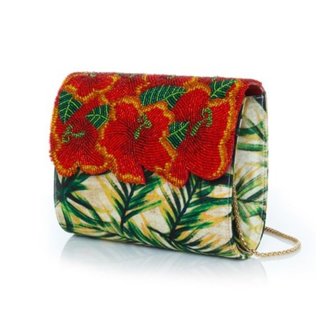 sarahsbag-tiki-temptation-collection-hibiscus-clutch-bag-side-view