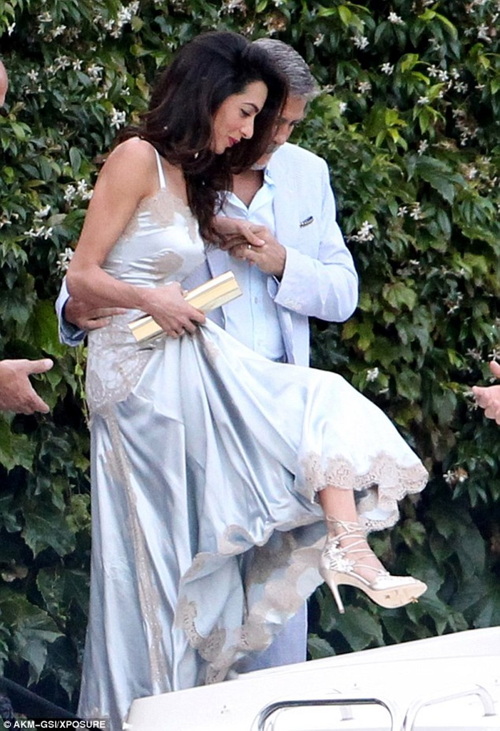 1000+ images about Amal Alamuddin Clooney on Pinterest