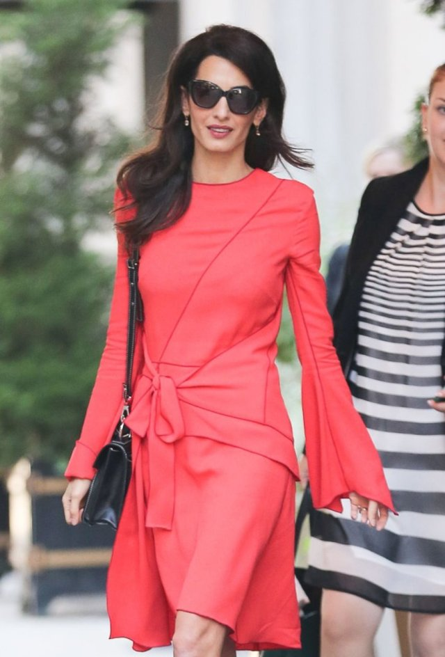 amal-clooney-red-wrap-dress-new-york-september-2016-1