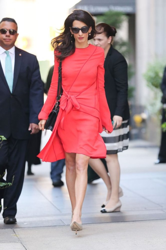 amal-clooney-red-wrap-dress-new-york-september-2016-3