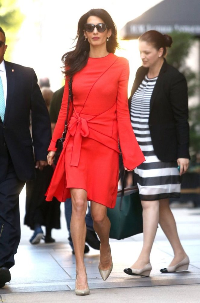 amal-clooney-red-wrap-dress-new-york-september-2016-5