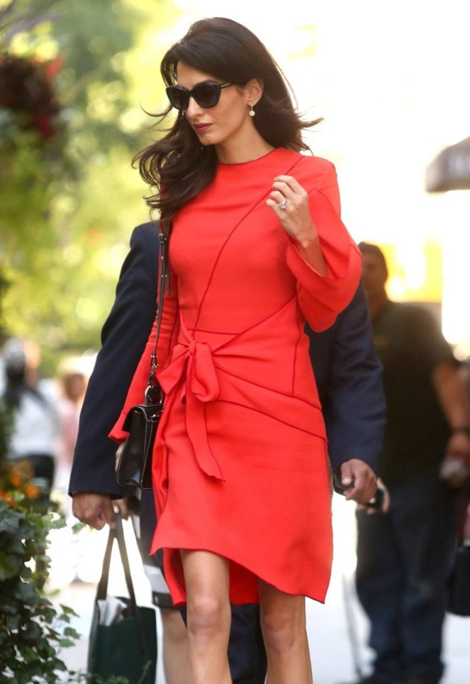 amal-clooney-red-wrap-dress-new-york-september-2016-6