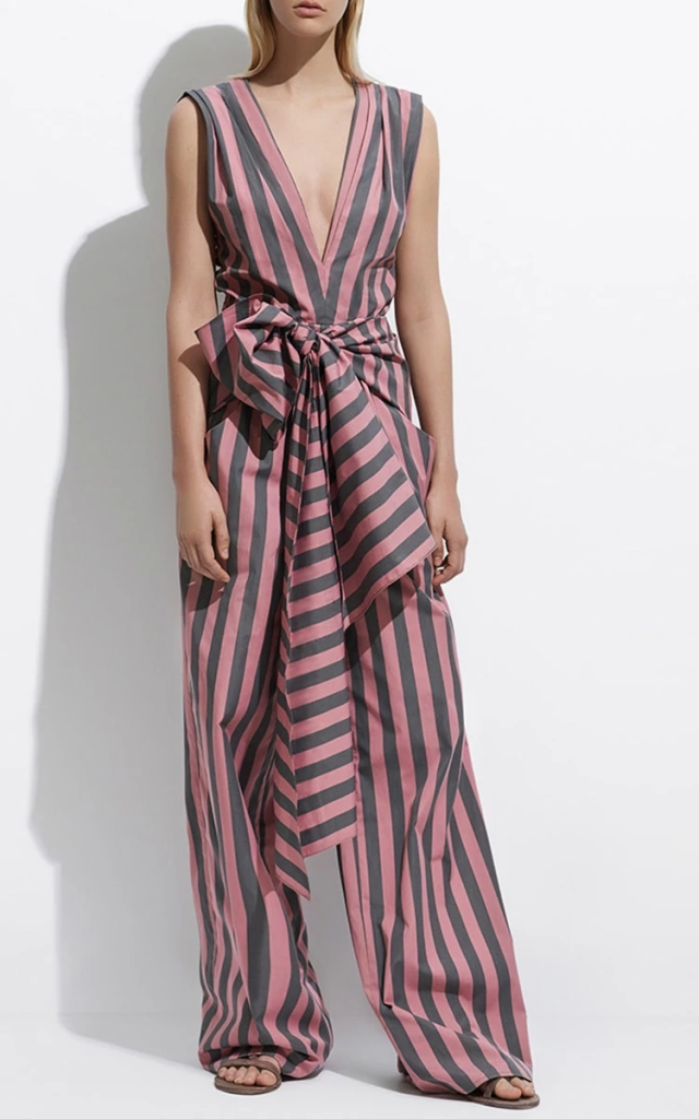 large_tome-stripe-striped-cotton-bow-front-jumpsuit-5