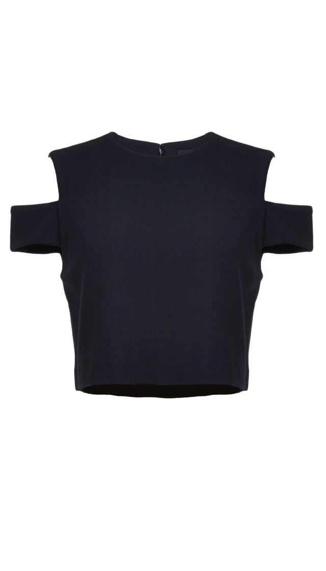 tibi_fall2_viscose_crepe_cut_out_shoulder_top_black-1