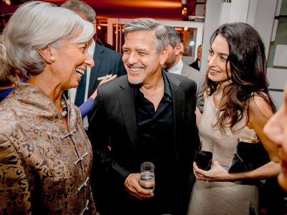 george-clooney-amal-clooney-christine-lagarde-pregnant-baby-793968