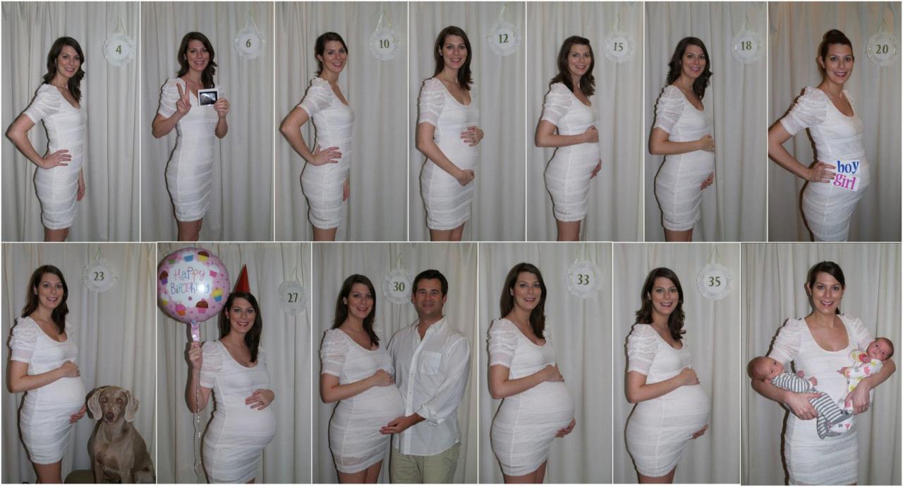 Живот беременной женщины на 10 неделе 23