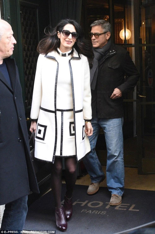 Paris Premier – Amal Clooney Style