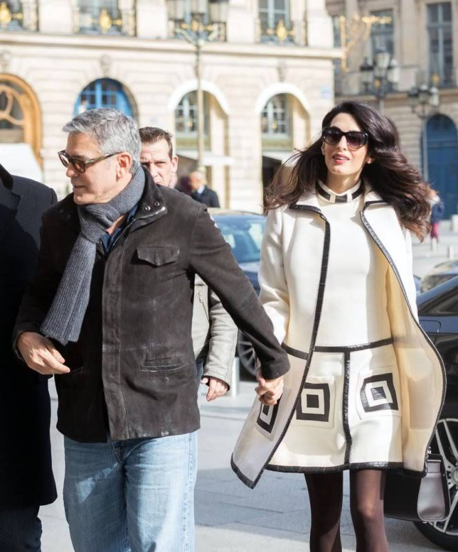 george-amal-clooney-out-paris-february-2017