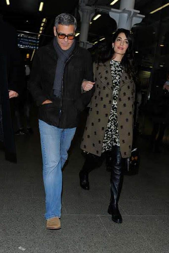 2017 2018 Amal Clooney Style