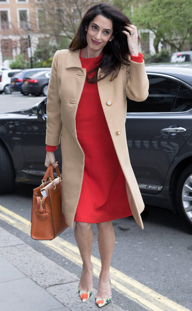 Amal Clooney Style A Blog About Amal S News Amp Style