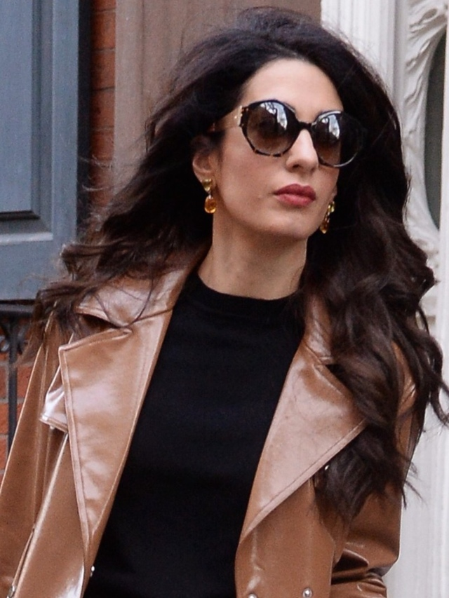Amal Clooney Style A Blog About Amal S News Amp Style Page 2