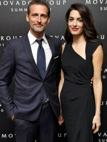 Charity – Amal Clooney Style
