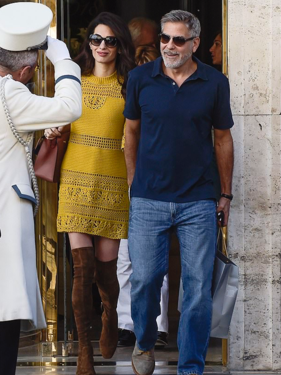 Amal Clooney Style A Blog About Amal S News Style